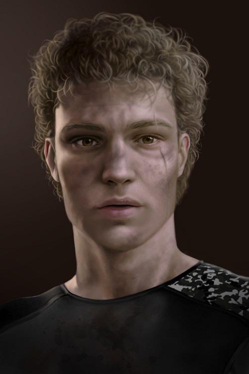 Felix Ingesson (portrait by Tami Santarossa)