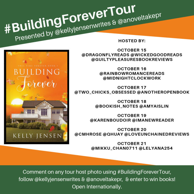 #BuildingForeverTour