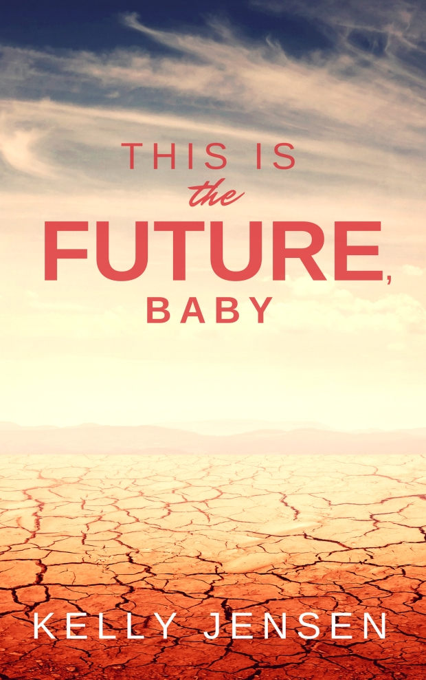 this is the future, baby cover