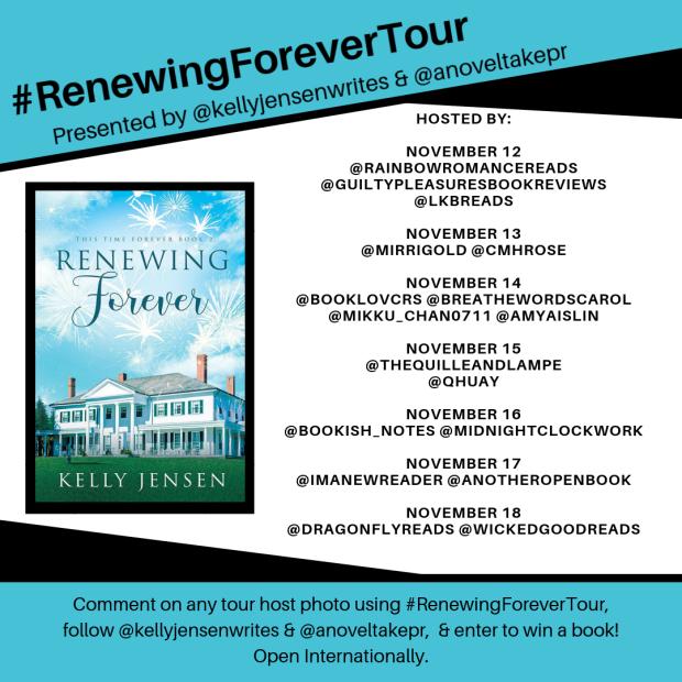 #RenewingForeverTour